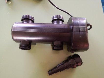Jezírková UV lampa Jebao CW - 18W