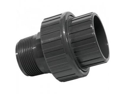 PVC šroubení - lepení x vnější závit
