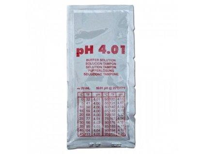 pH 4,01 kalibrační roztok 20ml