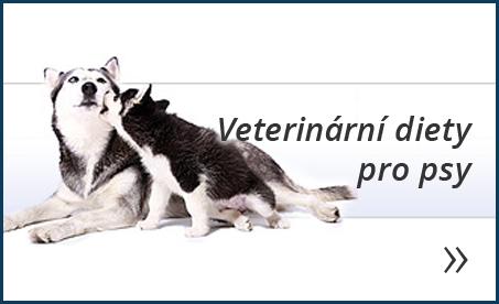 Veterinární diety pro psi