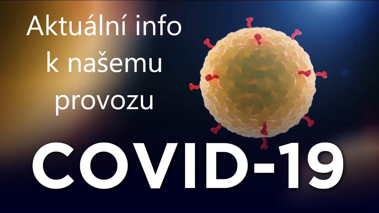 COVID-19 Aktuální situace