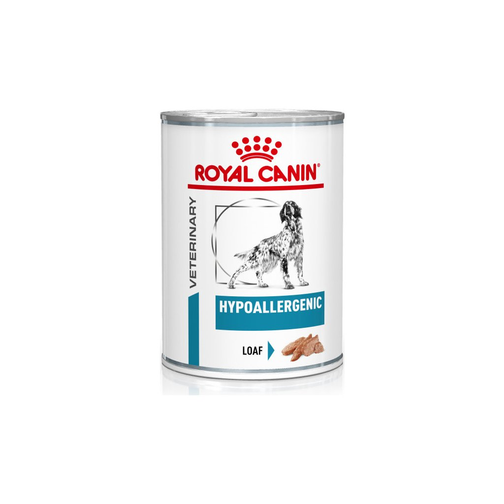 Royal canin Veterinary Health Nutrition Dog Hypoallergenic Can 400g
