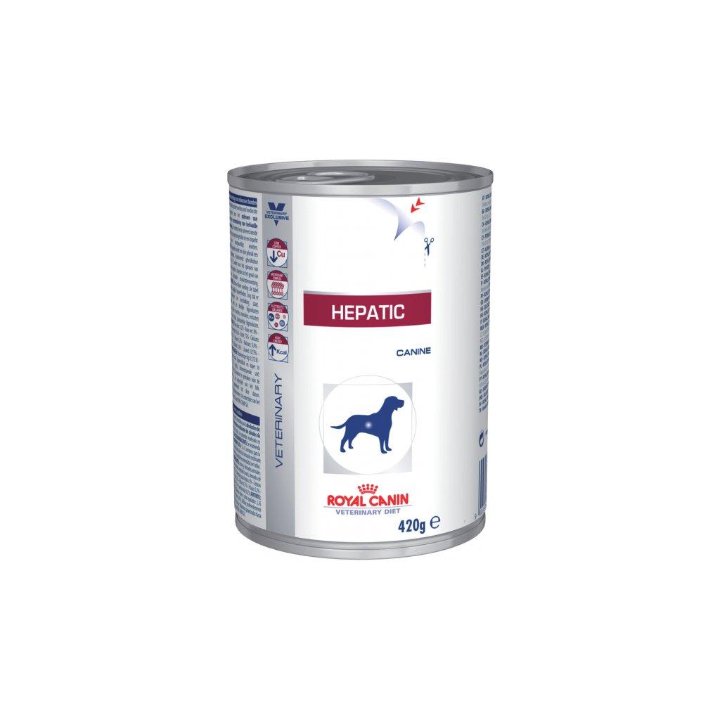 Veterinary Diet Dog Hepatic Can-0.42Kg