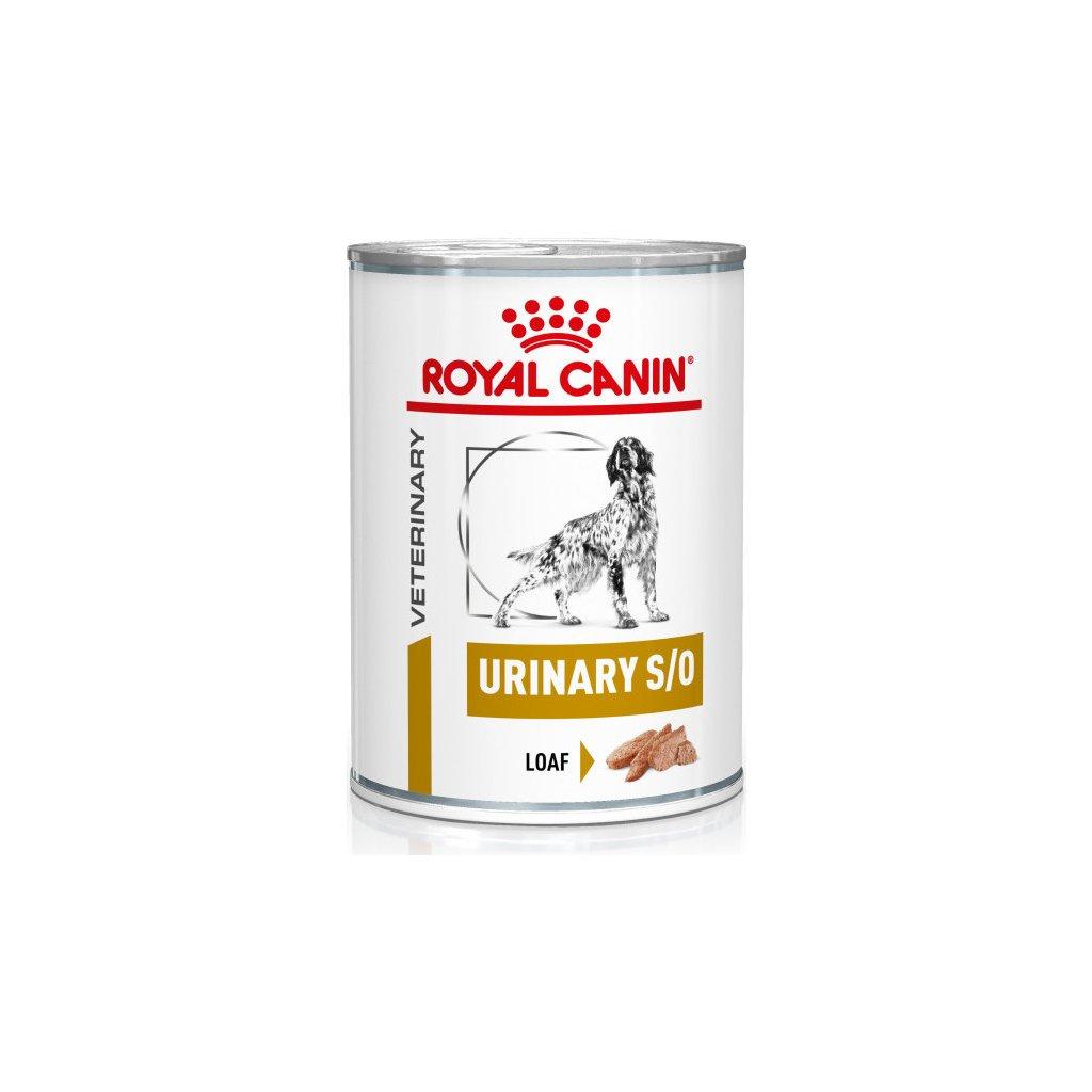Veterinary Health Nutrition Dog Urinary S/O Can-0.41Kg
