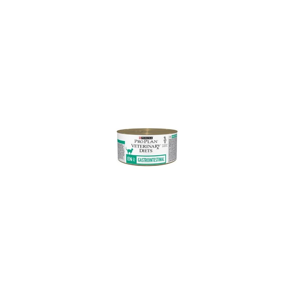 Purina PPVD Feline  konz. EN Gastrointestinal 195g