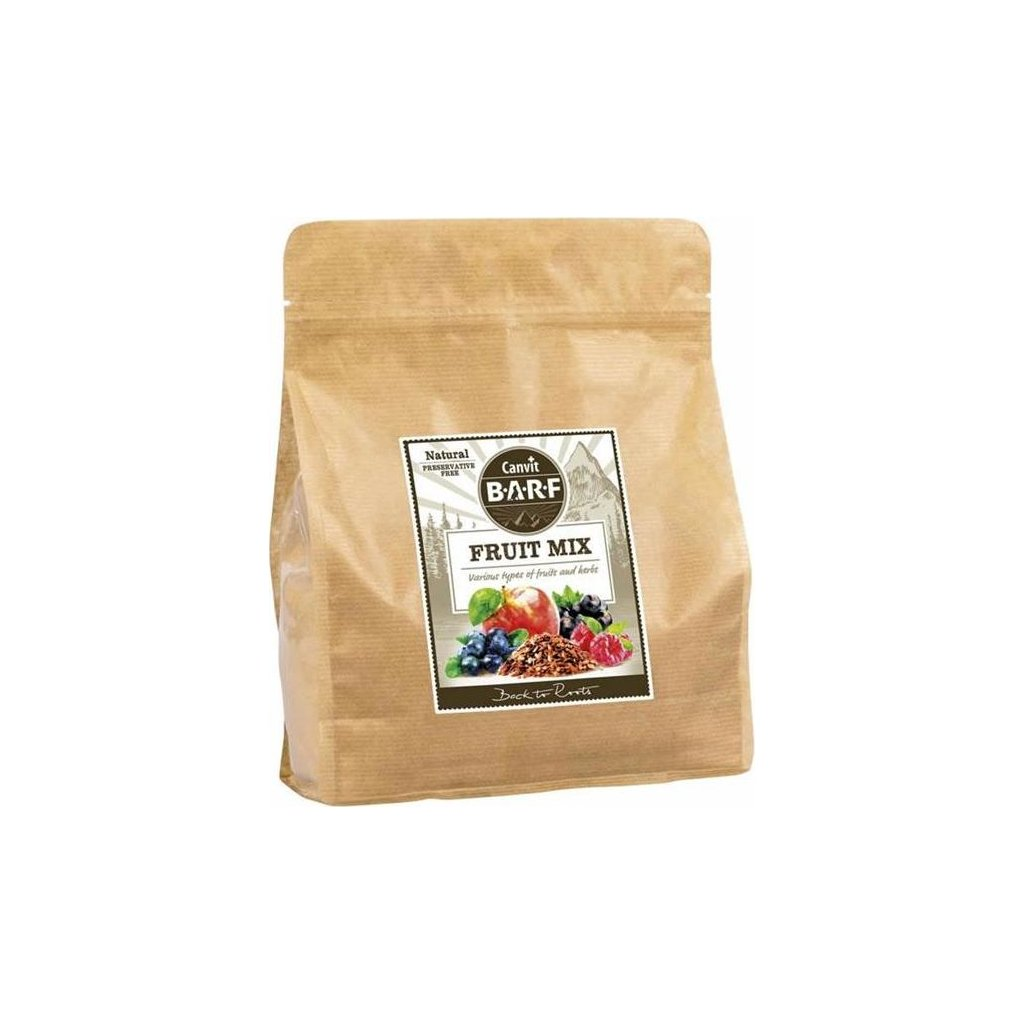 Canvit BARF Fruit Mix 800 g- vyprodej