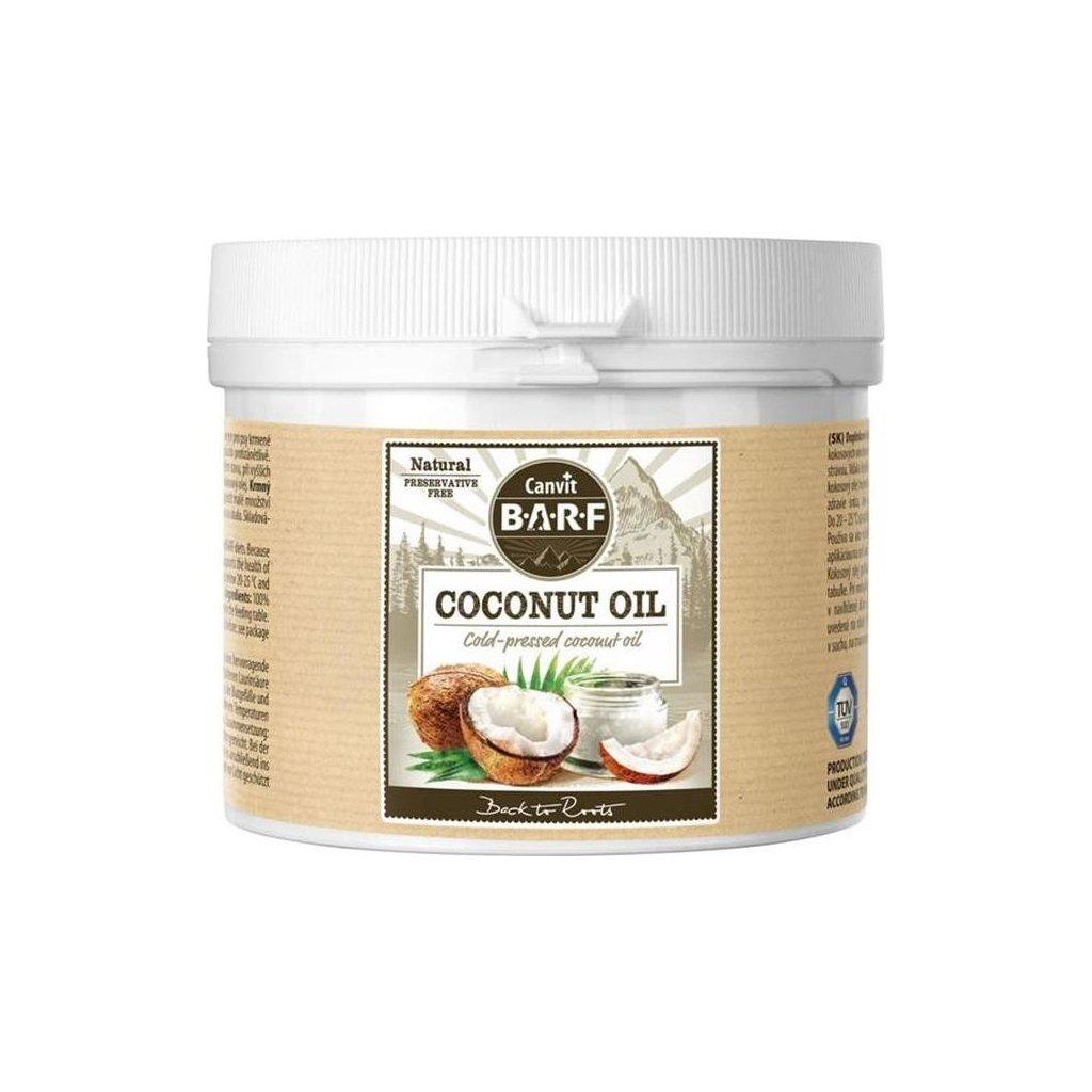 Canvit BARF Coconut Oil 600 g- vyprodej