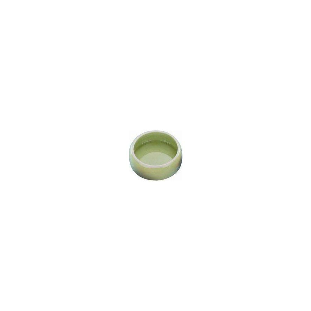 Miska hlod. keramická - zelená Nobby 125 ml