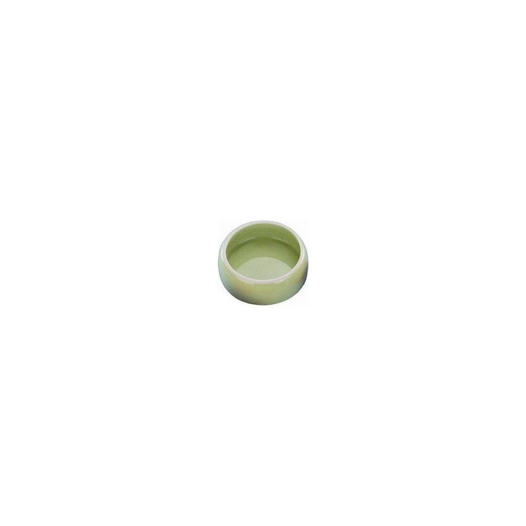 Miska hlod. keramická - zelená Nobby 500 ml