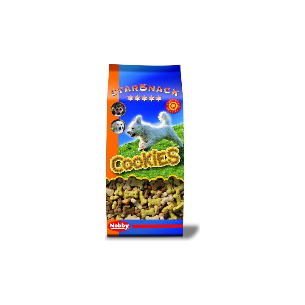 Nobby pamlsek - StarSnack Cookies Puppy mix 500 g