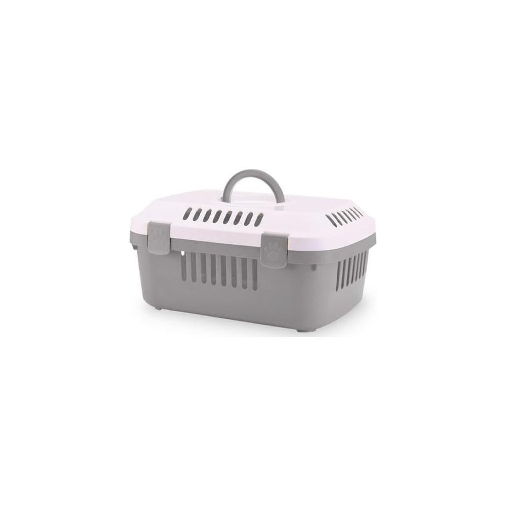 Transp. Box hlod. plast - šedý Nobby 48,5 x 33 x 23,5 cm