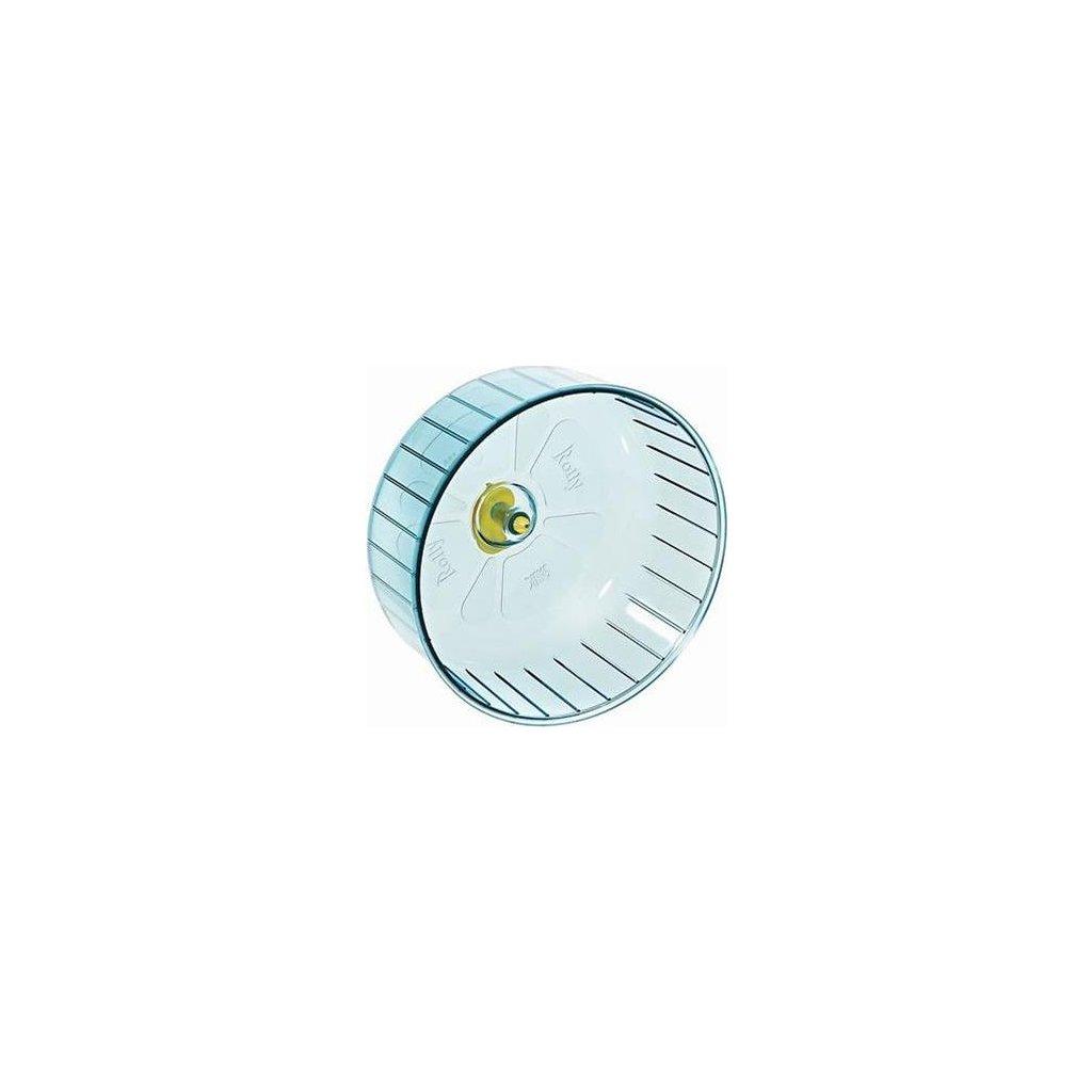 Kolotoč plast pro hlodavce plný Rolly Medium Savic prům. 14 cm