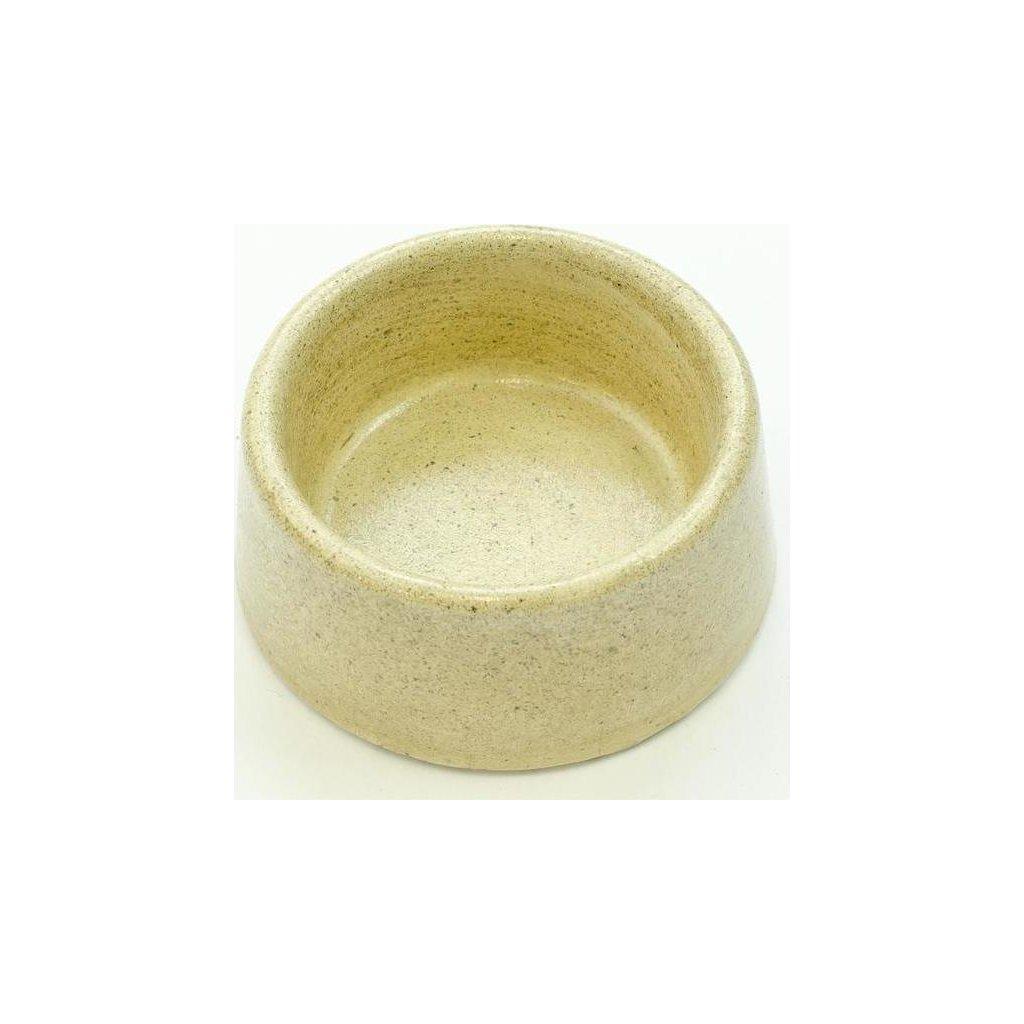 Miska beton kulatá č.62 Bemi prům. 96 x 42 mm