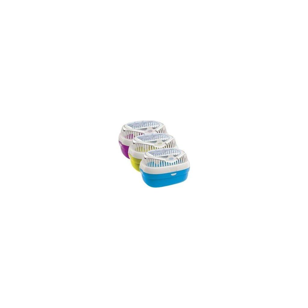 Transp. Box hlod. plast Aladino Medium Ferplast 30 x 23 x 21 cm