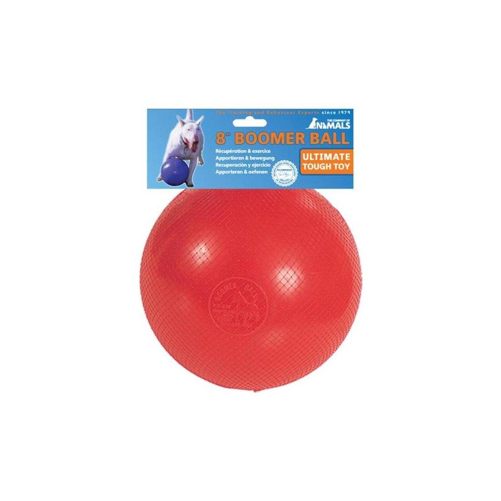 Hračka plast Míč Boomer Ball 15 cm