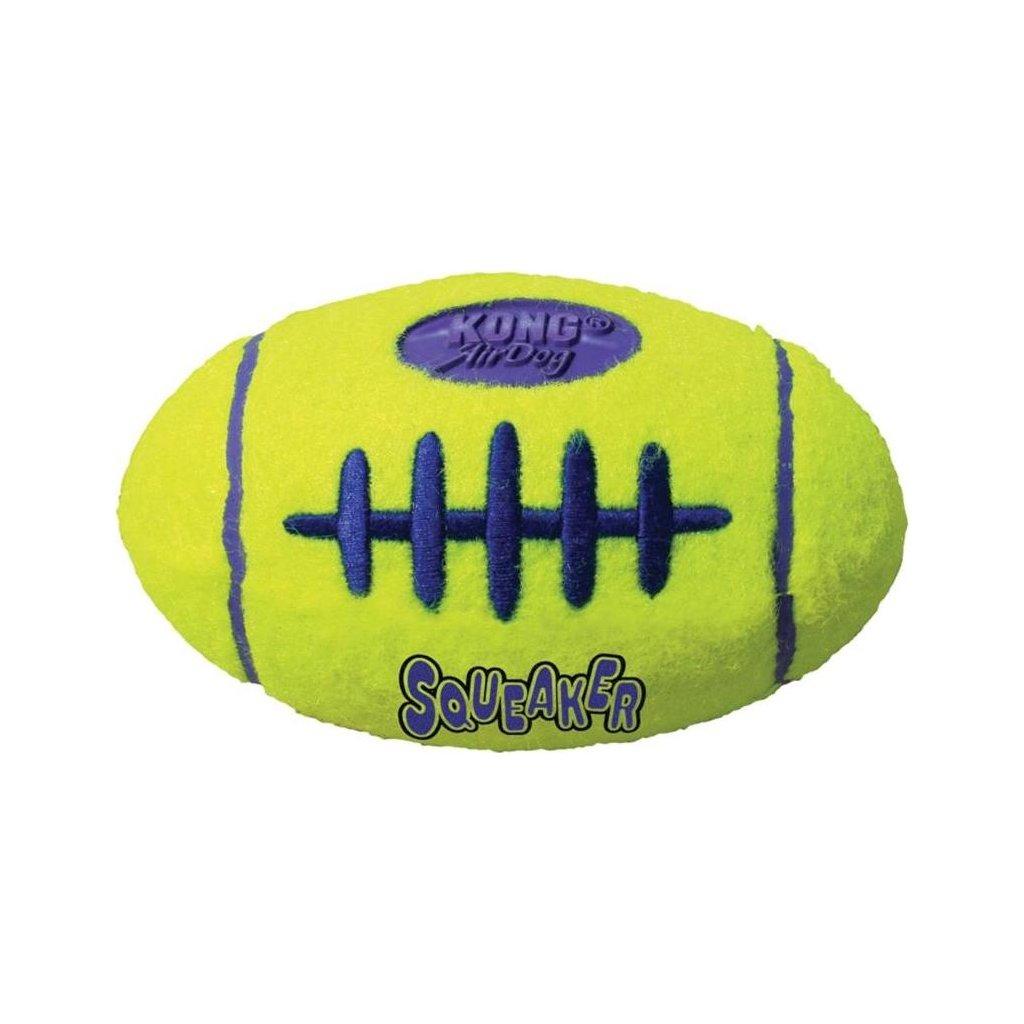 Hračka tenis Airdog míč rugby KONG M