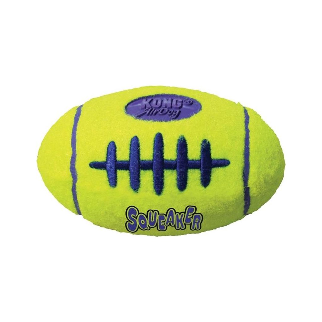 Hračka tenis Airdog míč rugby KONG L