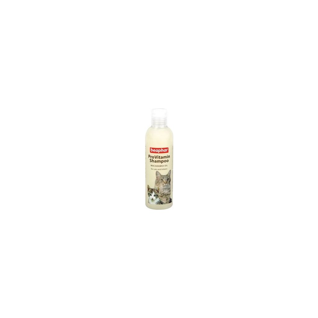 Beaphar Šampon ProVit makadam olej 250ml