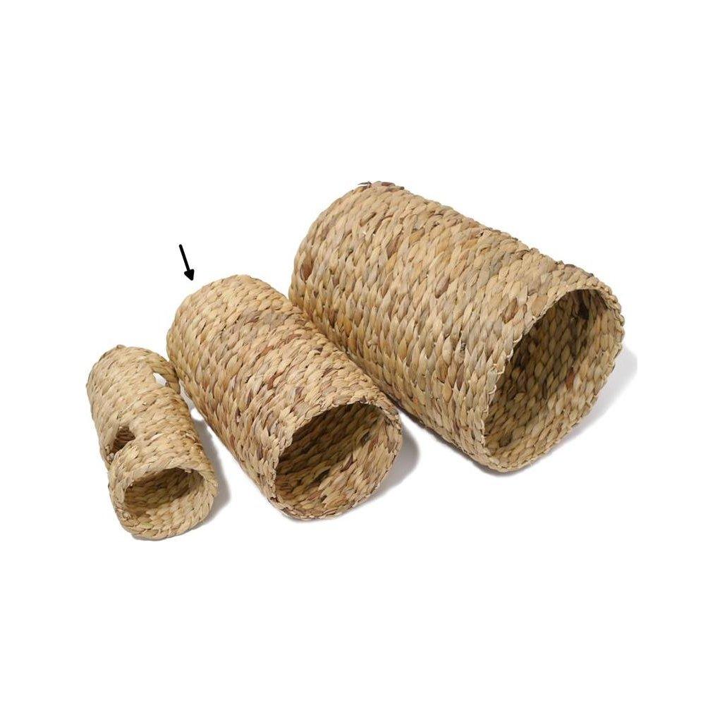 Tunel pro hlodavce hyacint Rosewood 25x14 cm