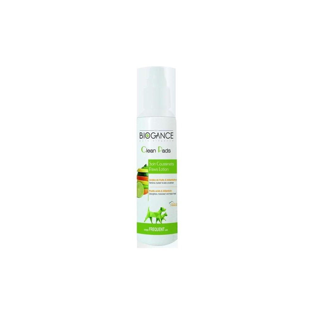 Biogance Clean pads - ochraný spray tlapek 100 ml