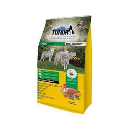 Tundra Dog Turkey Alberta Wildwood Formula 3,18 kg