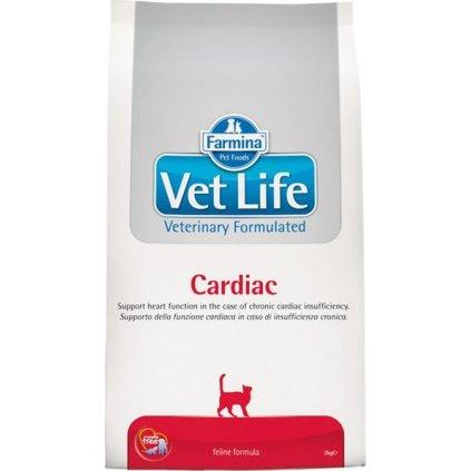 Vet Life Natural Feline Dry Cardiac 10 kg