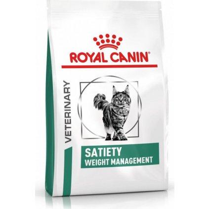 Veterinary Health Nutrition Cat Satiety-3.5Kg