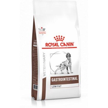 Veterinary Diet Dog Gastrointestinal Low Fat-1.5Kg
