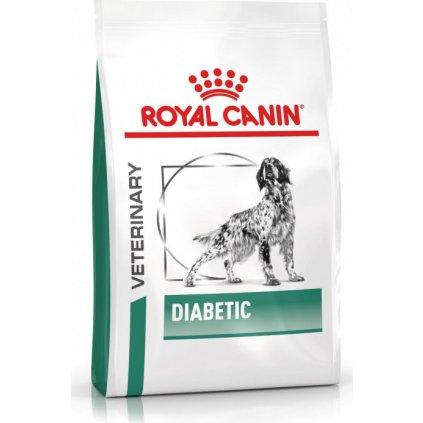veterinary health nutrition dog diabetic
