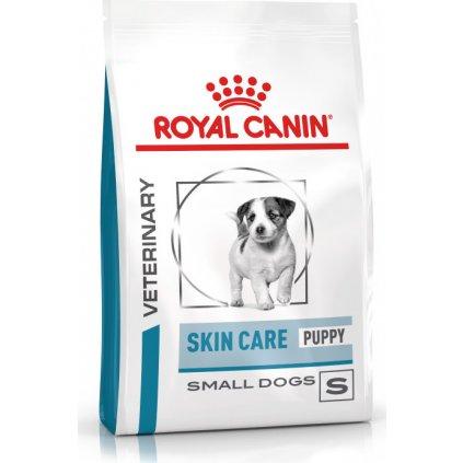 Veterinary Health Nutrition Skin Care Small Dog-2Kg