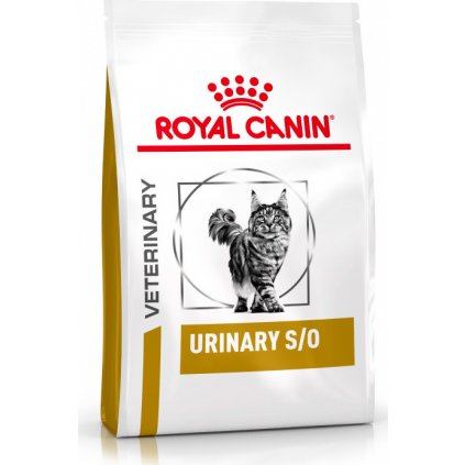 Veterinary Health Nutrition Cat Urinary S/O-3.5Kg
