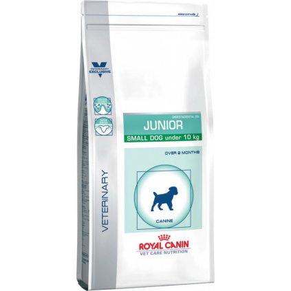 Veterinary Care Dog Junior Small-4Kg