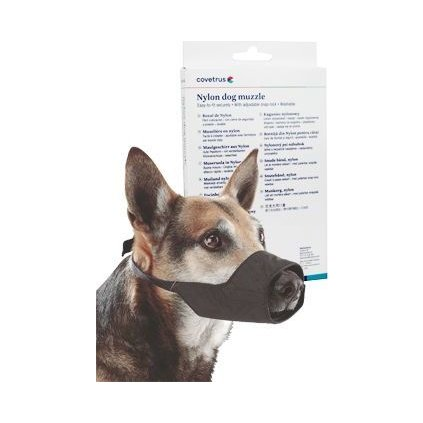 Náhubek fixační pes č.0 1ks CVET