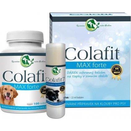 Colafit Max Forte - vánoční balíček malý