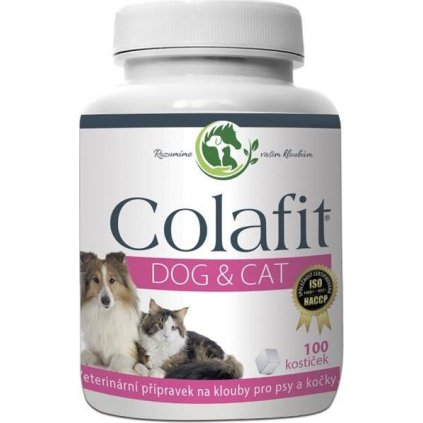 Colafit Dog & cat 100 kostiček
