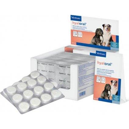 HyalOral tablety pro psy 120 tbl.