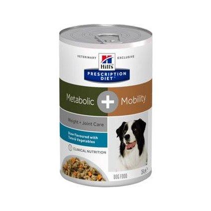 Hill's Can. konz. Metabolic Tuna&vege stew 354g