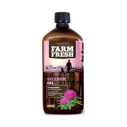 Farm Fresh Ostropestřecový olej /Silybum Oil/ 200 ml