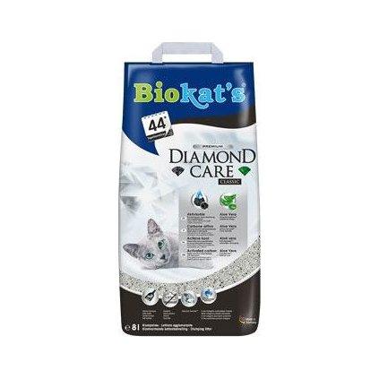 Podestýlka Biokat's Diamond Classic 8l