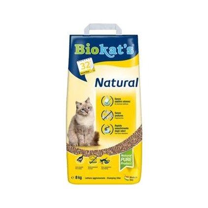 Podestýlka Biokat's Natural 8kg