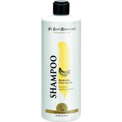 Šampon San Bernard banánový 500ml