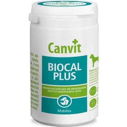 Canvit Biocal Plus pro psy ochucený 230g