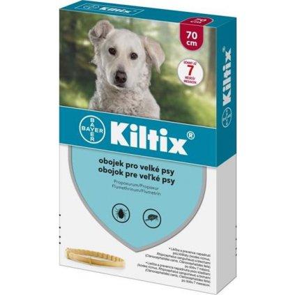 Kiltix obojek pro velké psy obojek 70cm 1 ks