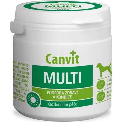 Canvit Multi pro psy ochucený 100g