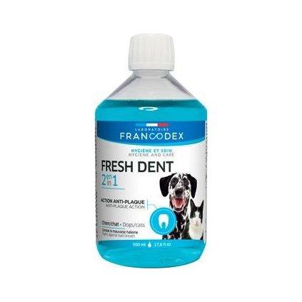Francodex Fresh Dent pes, kočka 500ml