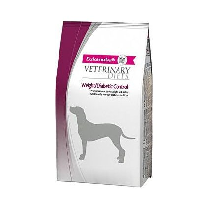 Eukanuba VD Dog Weight/Diabetic Control 12kg