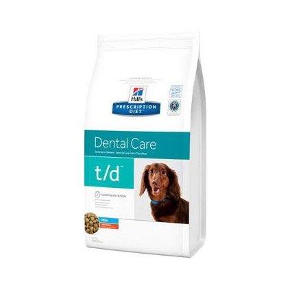 Hill's Can. PD T/D Dry  Mini 3kg
