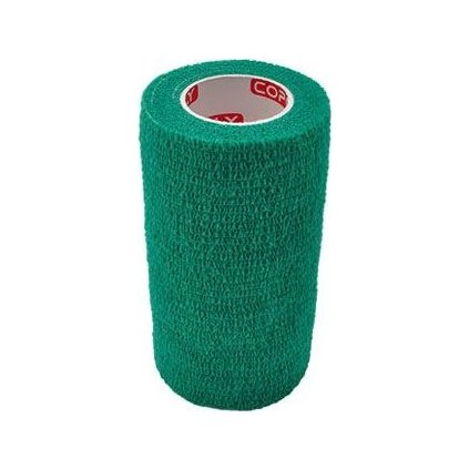 Obinadlo elast. CoPoly 10cm x 4,6m  zelená
