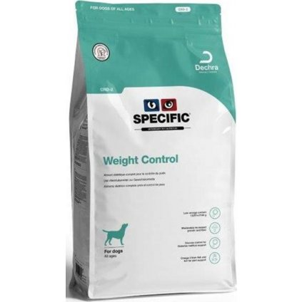 Specific CRD-2 Weight Control 1,6kg pes
