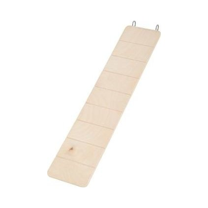 Žebřík pro hlodavce dřevěný 45x9,5cm Zolux